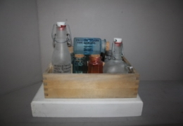 The Collection of Bottles